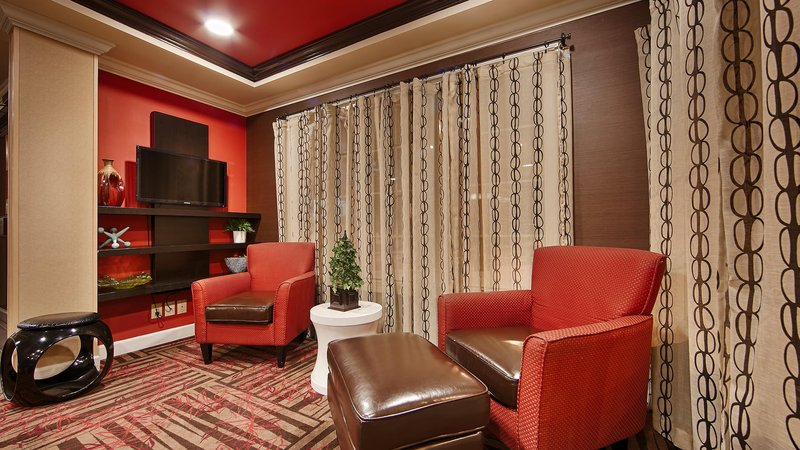 Inn at the Peachtrees  Lounge/Empfang