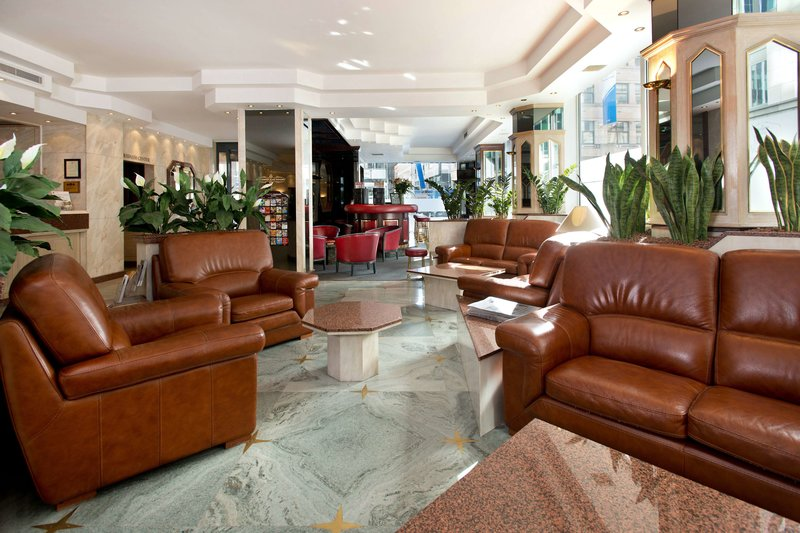 Best Western Royal Centre Lounge/Empfang