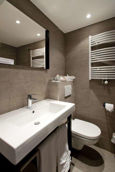 Best Western Royal Centre Badezimmer