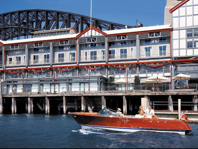 Pier One Sydney Harbour Autograph Collection Außenaufnahme