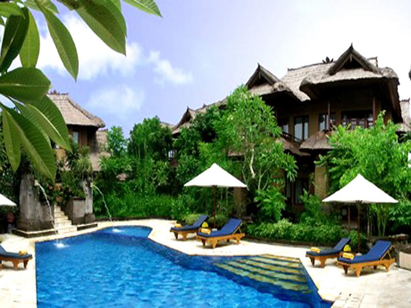 Sri Phala Resort & Villa Pool