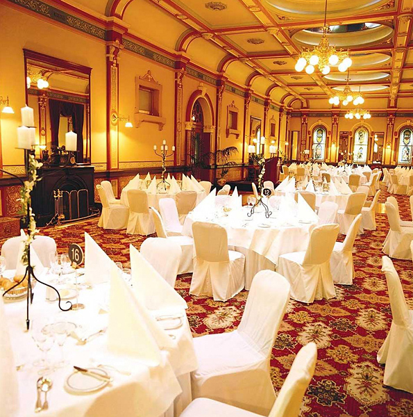 The Hotel Windsor Restaurant