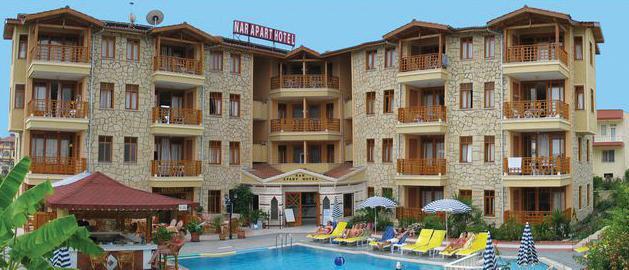Nar Apart Hotel Außenaufnahme