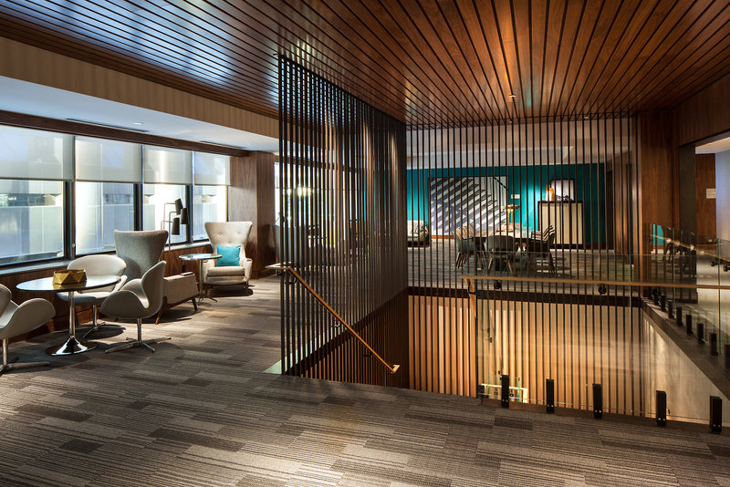 Le Meridien Houston Downtown Lounge/Empfang