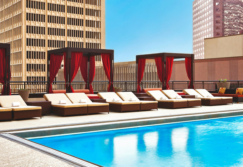 Sheraton Dallas Pool