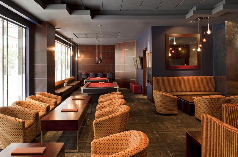 Sheraton Dallas Lounge/Empfang