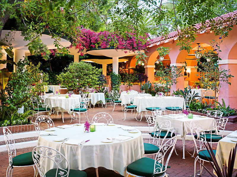 The Beverly Hills Restaurant