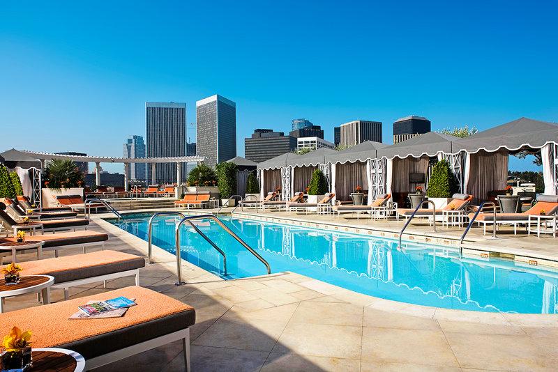 The Peninsula Beverly Hills Pool