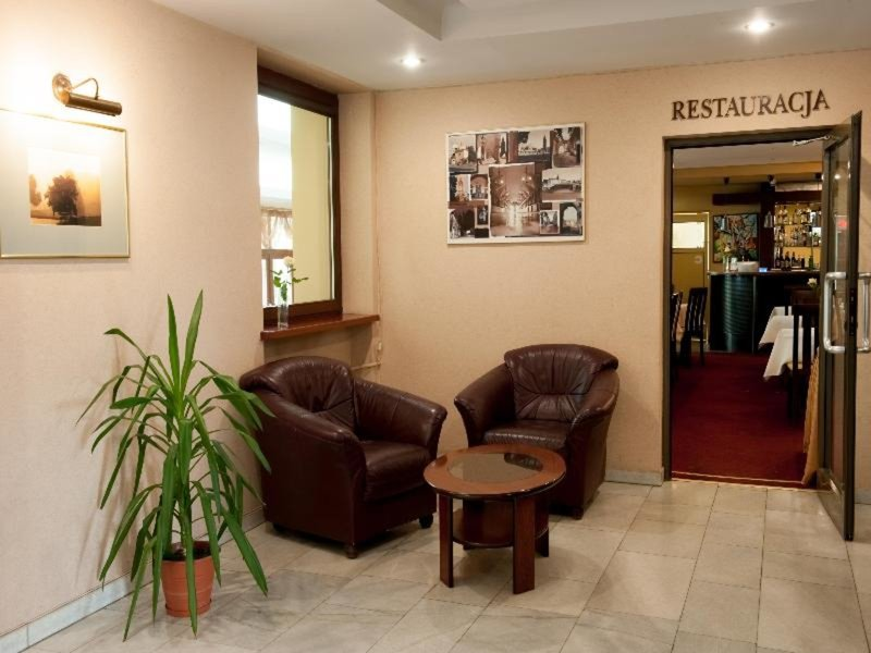 Parkhotel Economic Lounge/Empfang