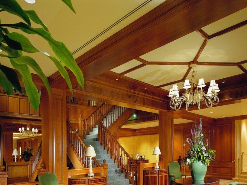 The Fairmont Southampton Lounge/Empfang