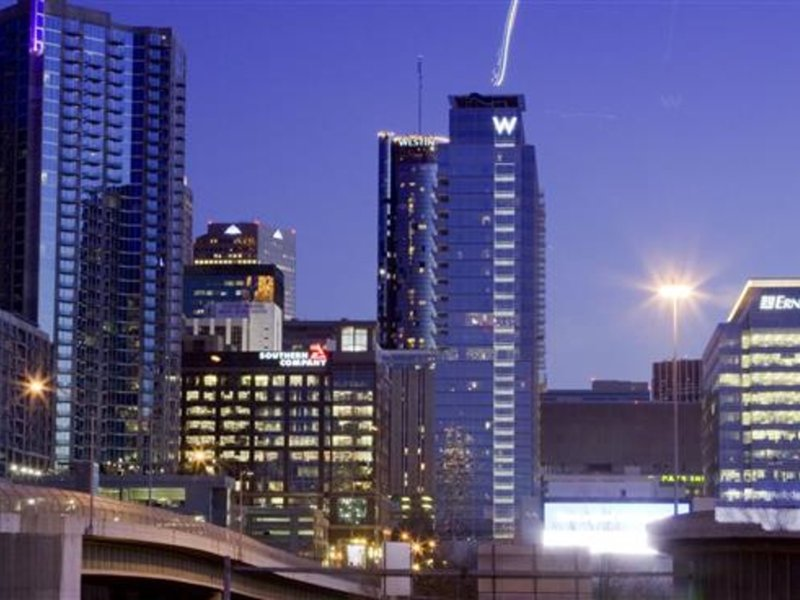 The W Atlanta Downtown Außenaufnahme