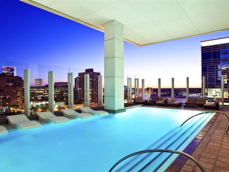 The W Atlanta Downtown Pool