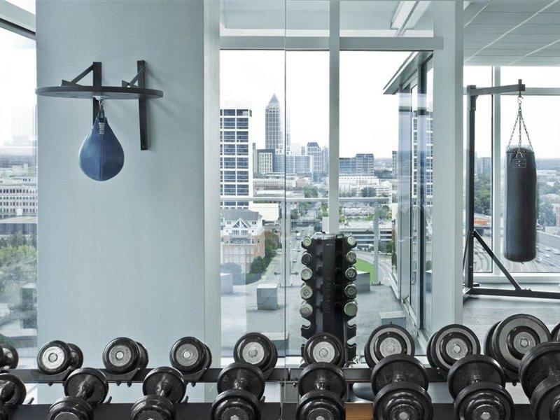 The W Atlanta Downtown Sport und Freizeit