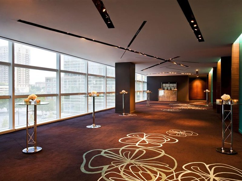 The W Atlanta Downtown Lounge/Empfang