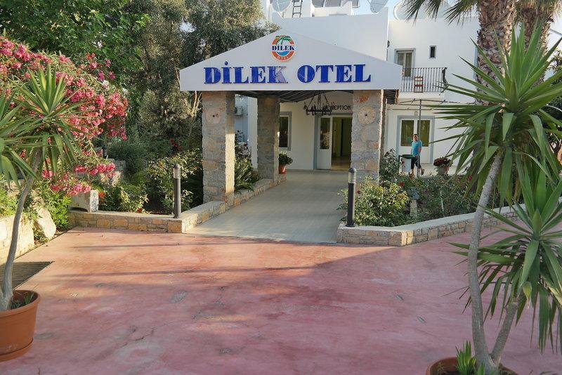 Dilek Hotel & Apartments Außenaufnahme