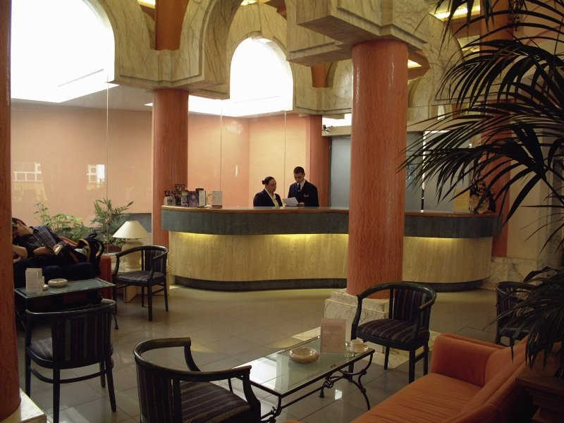 Park HotelLounge/Empfang