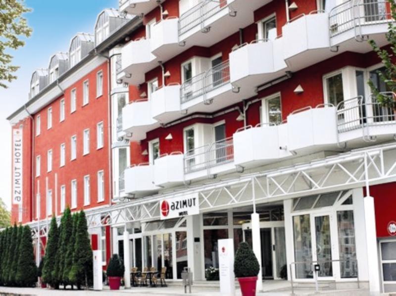AZIMUT Hotel DresdenAuߟenaufnahme