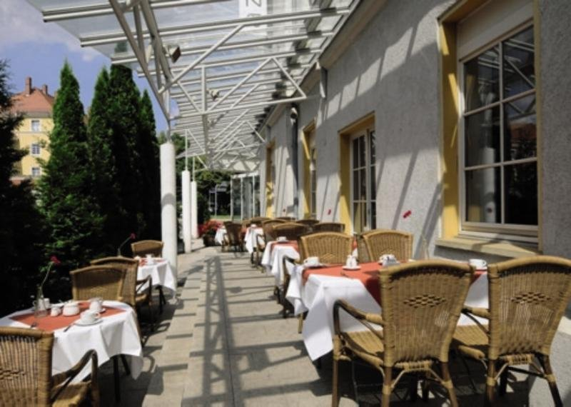 AZIMUT Hotel DresdenTerasse