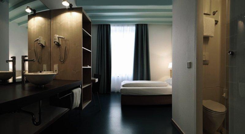 Design Hotel Stadt RosenheimWohnbeispiel