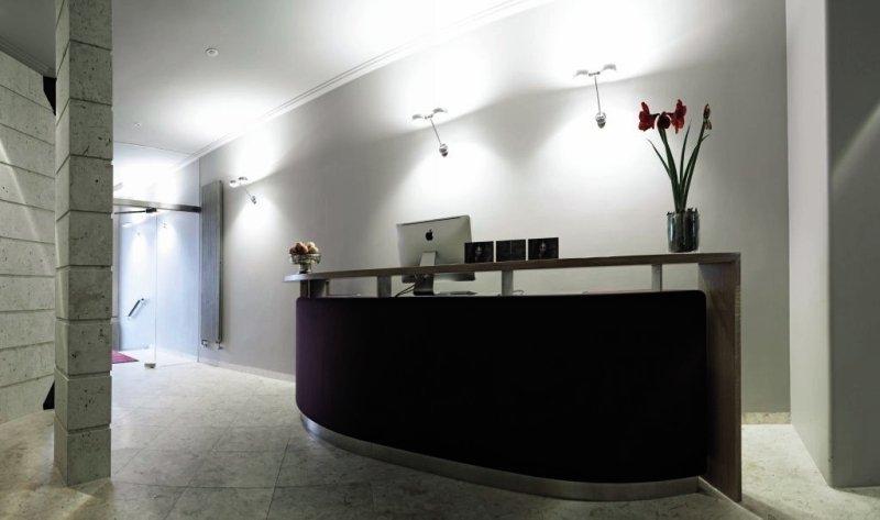 Design Hotel Stadt RosenheimLounge/Empfang