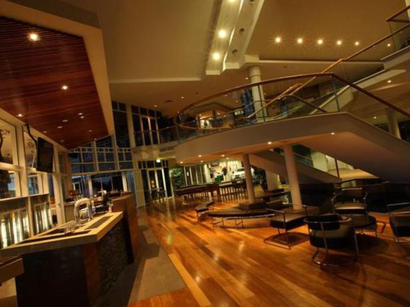 Paradise Palms Resort & Country Club Lounge/Empfang