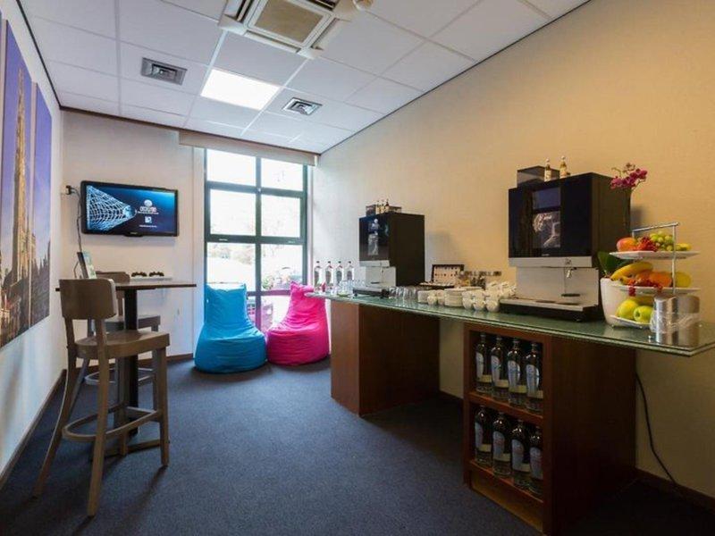 Tulip Inn Antwerpen Lounge/Empfang