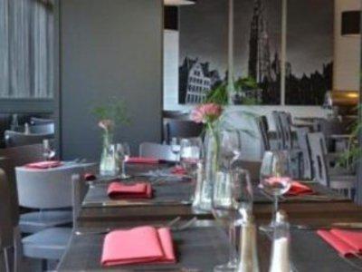 Tulip Inn Antwerpen Restaurant