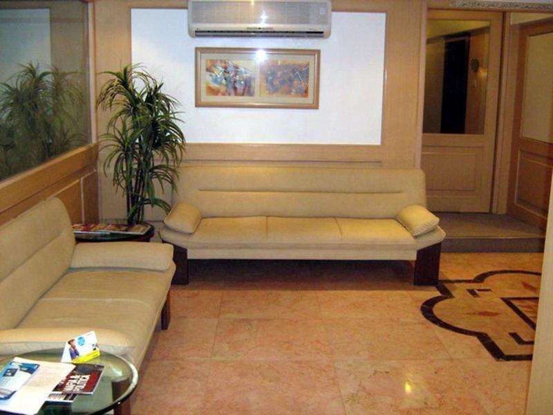 Suba Palace Lounge/Empfang