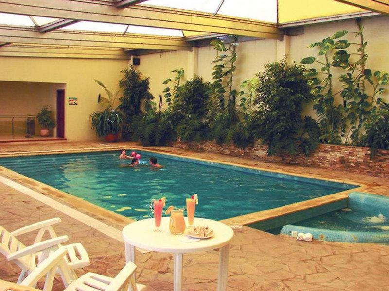 Casa Real Pool