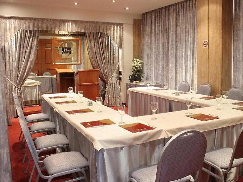 Casa Real Konferenzraum
