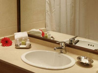 Palermo Suites Badezimmer