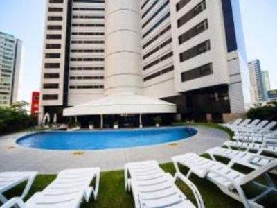 Comfort Hotel Fortaleza Hallenbad