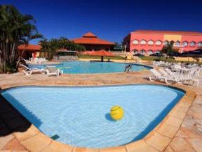 Wish Resort Golf Convention Außenaufnahme