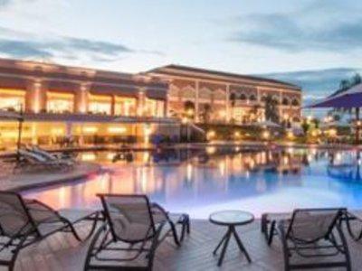 Wish Resort Golf Convention Terrasse