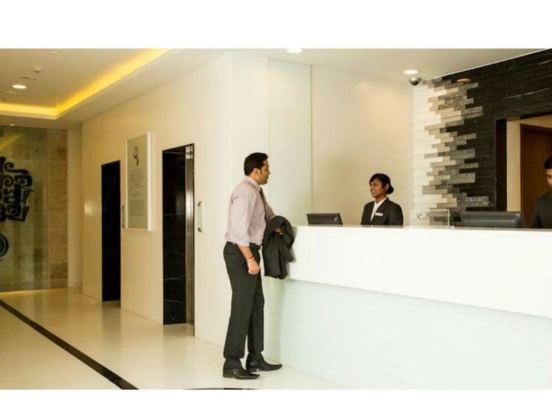 The Fern Residency Mumbai Lounge/Empfang