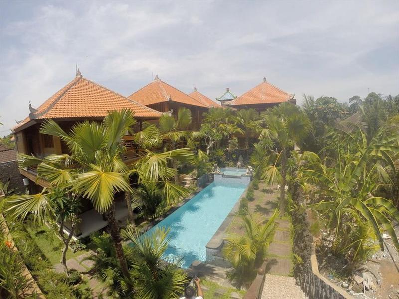 Budhi Ayu Villas Ubud Pool