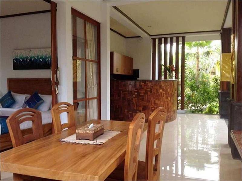 Budhi Ayu Villas Ubud Restaurant