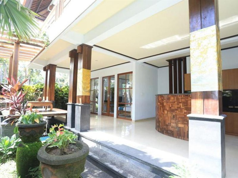 Budhi Ayu Villas Ubud Lounge/Empfang