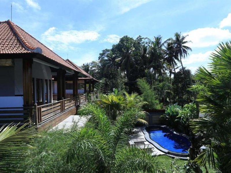 Budhi Ayu Villas Ubud Außenaufnahme