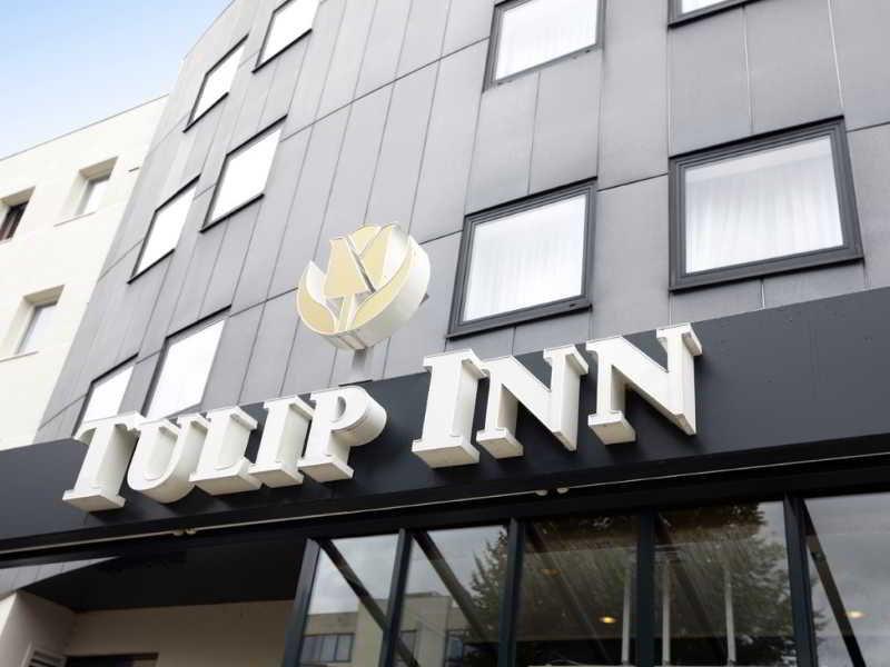 Tulip Inn Antwerpen Außenaufnahme