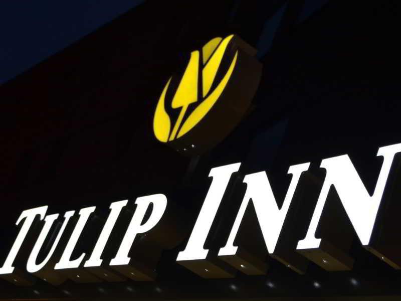Tulip Inn Antwerpen Tiere