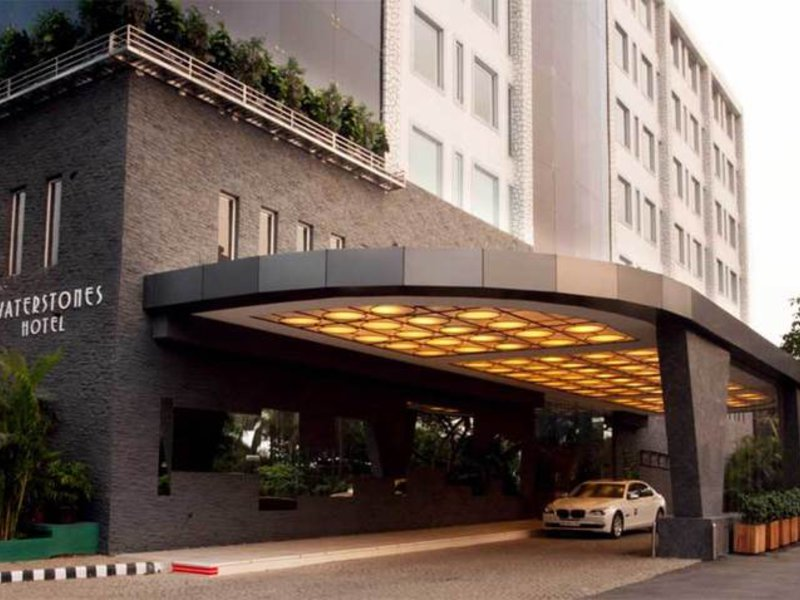 Waterstones Hotel Außenaufnahme