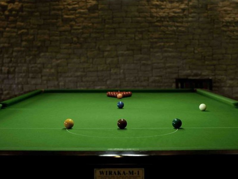 Waterstones Hotel Sport und Freizeit