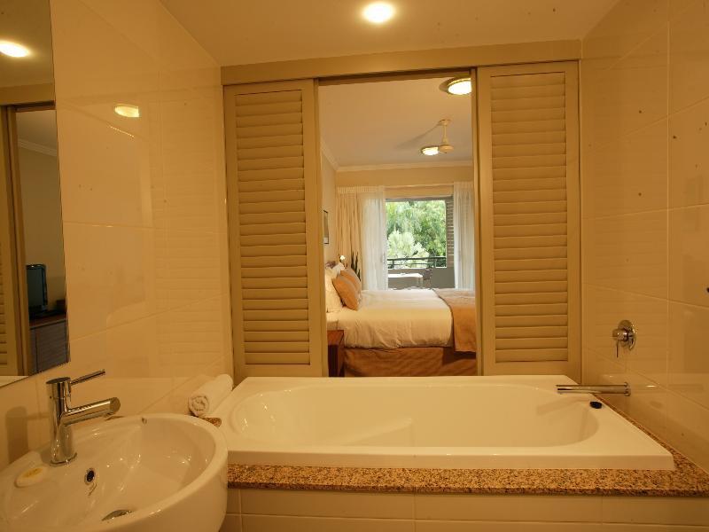 Paradise Palms Resort & Country Club Badezimmer
