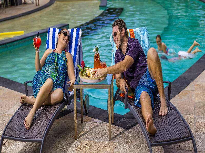 Paradise Palms Resort & Country Club Pool