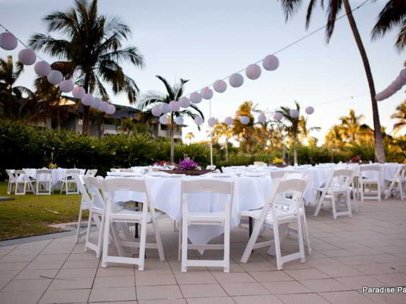Paradise Palms Resort & Country Club Terrasse