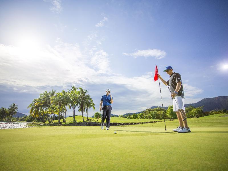 Paradise Palms Resort & Country Club Sport und Freizeit