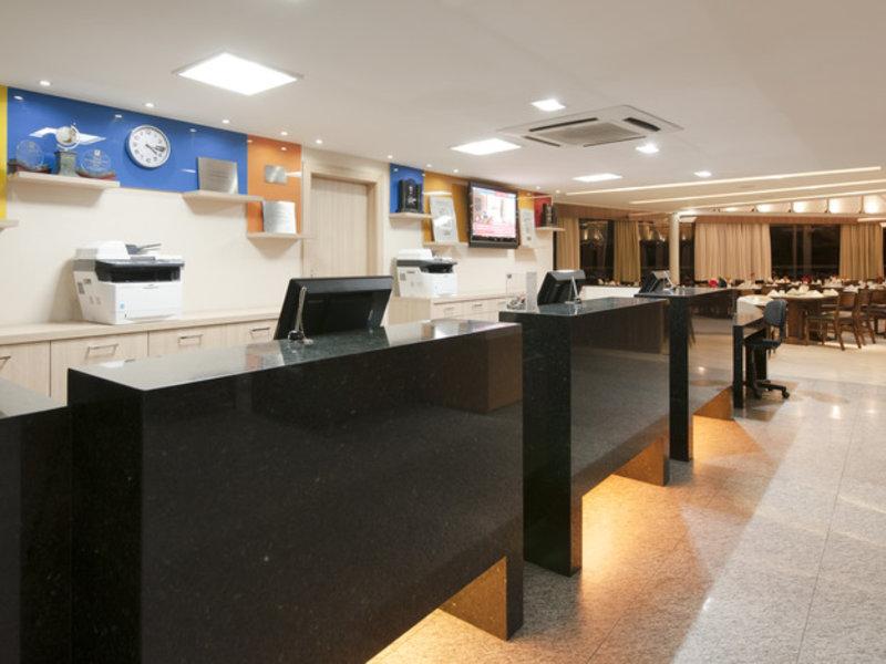 Comfort Hotel Fortaleza Bar