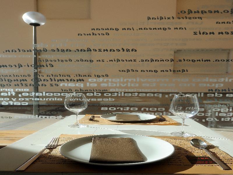 Pamplona Plaza Restaurant