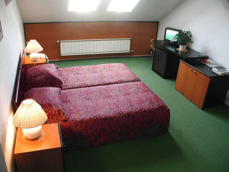 Hotel Fortuna Budapest Wohnbeispiel